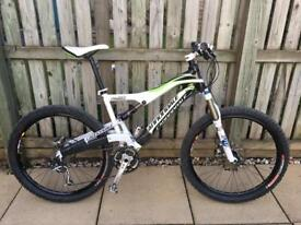 Cannondale Rush 4 2009 Mountain Bike