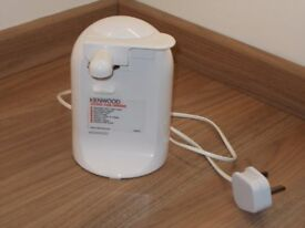 Kenwood electric can opener REDUCED !!