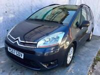 Automatic Citroen C4 Grand Picasso 1.6 HDI 16V VTR Diesel 7 seater,FULL SERVICE HISTORY 07459871313
