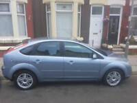 FORD FOCUS GHIA 1.6 Clean and ready