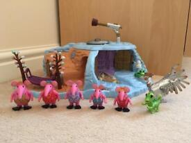Clangers Playset & Figures