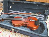 Full Size Violin Suit Beginner