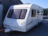 2006 Elddis Odyssey 505, 5 berth caravan with motor mover