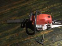 For sale stihl chainsaw