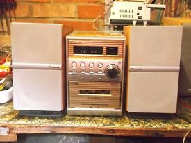 KENWOOD RXD-M35 MINI STEREO SYSTEM
