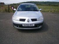 Renault Megane 1.4 oasis 2005, FULL year MOT, 80000 miles