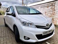 2013 (63 Reg) Toyota Yaris 1.33 VVT-i Trend 5dr, with Toyota Warranty until 29/09/2020