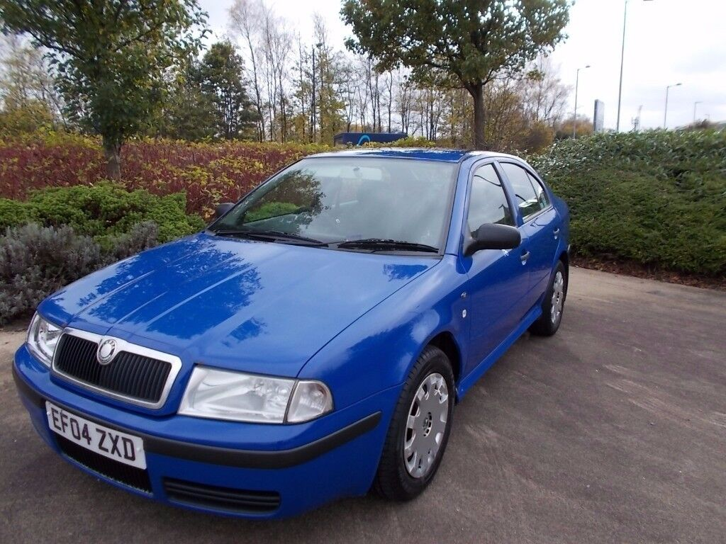 Skoda Octavia 1.9 TDI diesel 24 service Stamps big History file excellent transport for £425