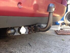 ford mondeo towbar removed of estate 2004