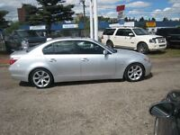 2004 BMW 545i LOADED / LEATHER / ONLY 111000KM