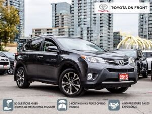 2015 Toyota RAV4 XLE 50th Anniversary *Winter Tires On Rims*