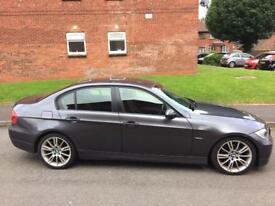 BMW 320d se diesel m sport alloys