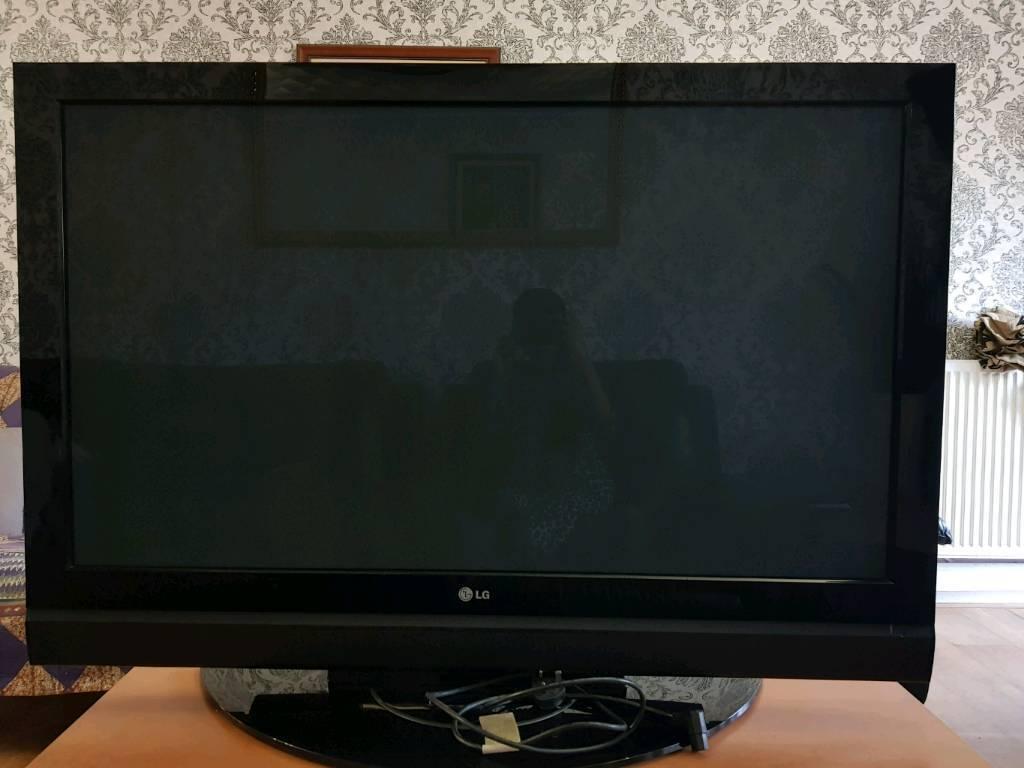 50 inch lg plasma tv in milton keynes buckinghamshire. Black Bedroom Furniture Sets. Home Design Ideas