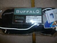 BUFFALO MOTORCYCLE GLOVES NEW WITH TAGS