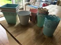 Lovely plant / flower pots Brand New with tags
