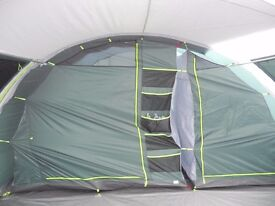 Tent plus loads of camping accessories