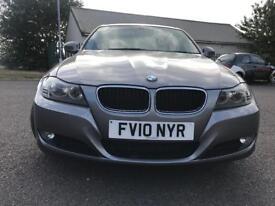 BMW 320d ES EfficientDynamics £20 annual tax 68mpg average consumption