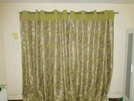 Curtains for sale with curtain Rail