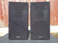 Technics SBR3 Classic Linear Phased Speakers
