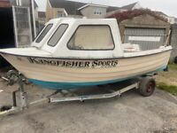 Alaska 500 fishing boat