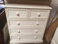 Ex showroom display chest of drawers