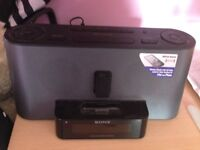 Sony Docking Station for iPod & iPhone