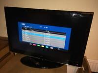 "Bush 42"" LCD tv full HD 1080p fully working order"