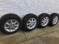 Alloy caravan wheels for sale