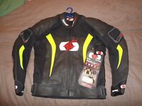 Oxford RP 3 RP-J3 Motorcycle Leather Motorcycle Jacket RRP£ 169.99
