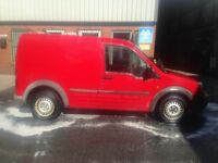 Ford transit connect 1 owner