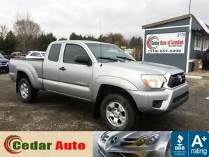 2015 Toyota Tacoma SR5 - Extended Cab 4x4