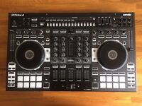Roland DJ-808 Serato Controller