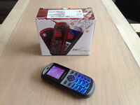 Alcatel OT-209 3G Mobile, Boxed with Accessories and Instructions
