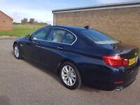 BMW 530D SE BLUE 2010 (60 PLATE) AUTOMATIC 8G