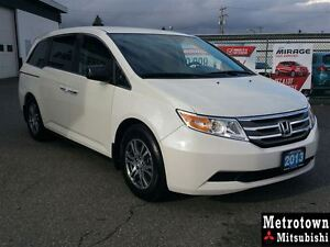 2013 Honda Odyssey EX; LOCAL & ACCIDENT FREE