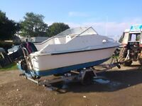 wanted shetland 570 fishing boat