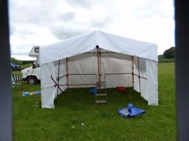 Market Stall traditional, 12'x12'