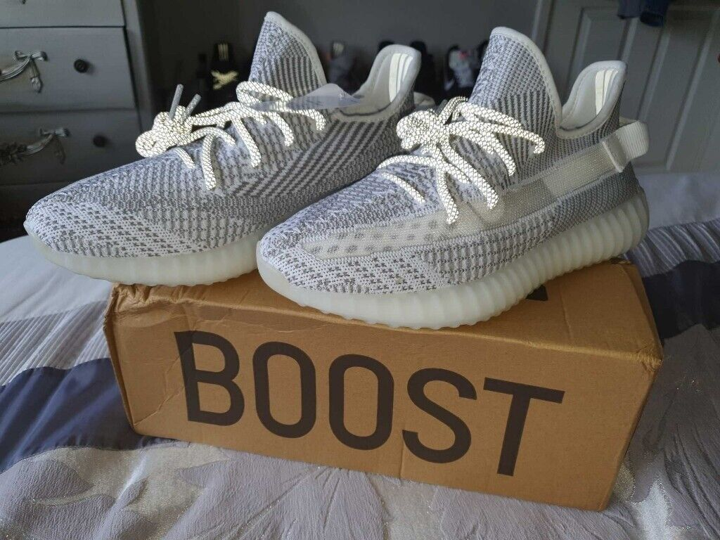 e1af1b68a4 Adidas Yeezy Boost 350 V2 Static Reflective (Men+Women SIZES) *FREE  DELIVERY* | in Langdon Hills, Essex | Gumtree