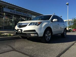 2012 Acura MDX Tech 6sp at   Just Off Lease