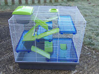 Rosewood large 3 tier Hamster Cage
