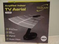 TELECAM TCE 2001 Amplified Indoor TV Aerial
