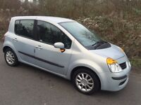 AUTOMATIC Renault Modus , 2005 , 57,000 mls , fsh, tax/mot