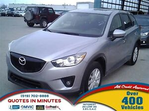 2013 Mazda CX-5 GS   HEATED SEATS   SUNROOF   MUST SEE