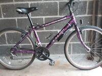Unisex Townsend Titan mountain bike