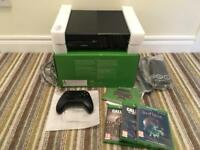 Xbox One 500GB + 3 games (incl Sea of Thieves)