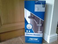 Triton Electric Shower Collection ll BLUE