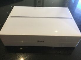 Apple iPad, latest 2018 model a1893 128gb wifi, new sealed, ideal for holidays