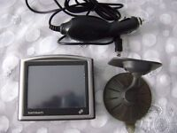 SAT NAV TomTom Ver2 UK/ Ireland Map On Sd Card it is fully working and in good condition.