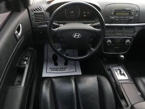 2007 Hyundai Sonata GLS V6 SUNROOF! LEATHER! London Ontario image 14