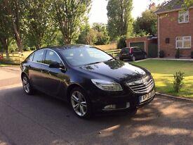 Vauxhall Insignia 2.0 cdti diesel automatic 5 door hatchback